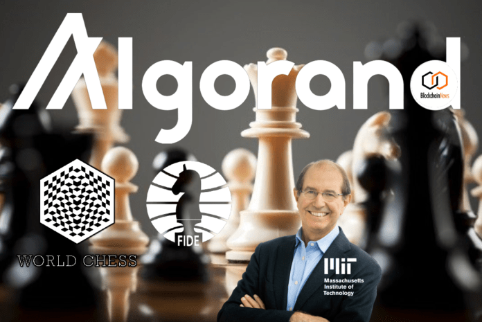 algorand, chess, digital, micali, MIT, Scores, Blockchain