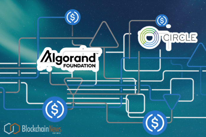 algorand,circle,stablecoin,usdcoin,usd,stable,cryptocurrency,crypto