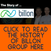 History of Billon Group, Blockchain, DLT