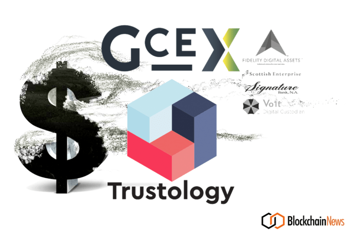 Trustology, GCEX, Digital assets, custodial, exchange, trade, crypto, cryptocurrency
