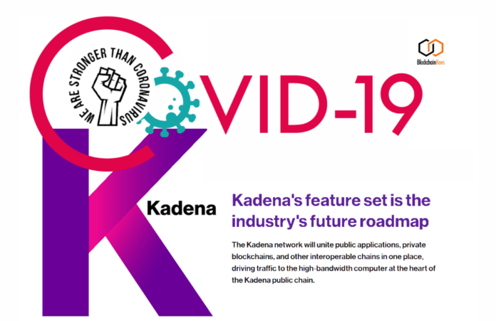 Kadena Launches Blockchain App to Verify COVID-19 Tests, Token Listed on Bittrex – Blockchain News, Opinion and Jobs 1