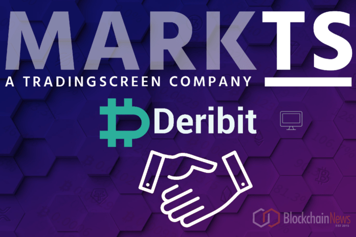 markts, deribit, tradingscreen, institutional, investors, digital assets, STO