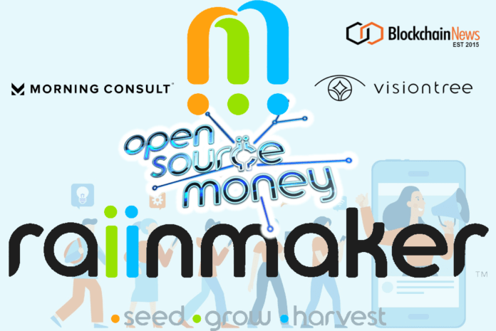 rainmaker, blockchain, influencers, influencer, social media, cryptocurrency