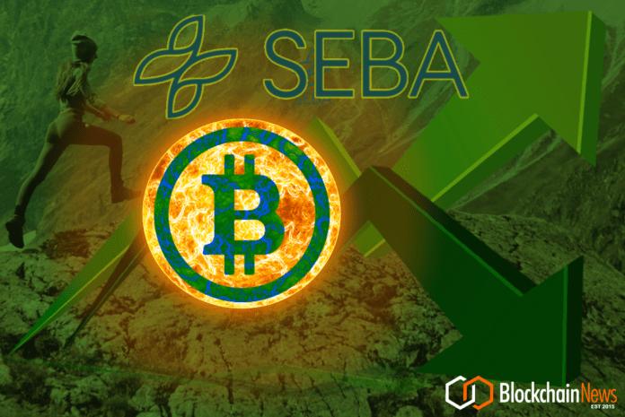 SEBA, BTC, USD, Invest, Institutional, swiss, switzerland, bank