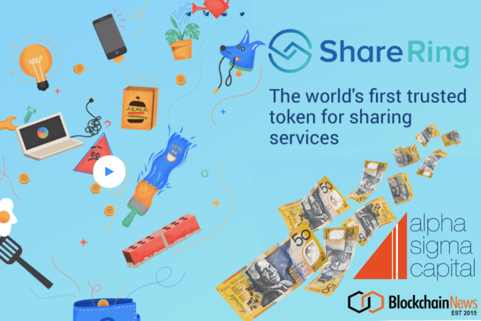 Aussie Blockchain Project is shared investment from Alpha Sigma Capital for an integrated ecosystem for travel, sharing and on-demand economies
