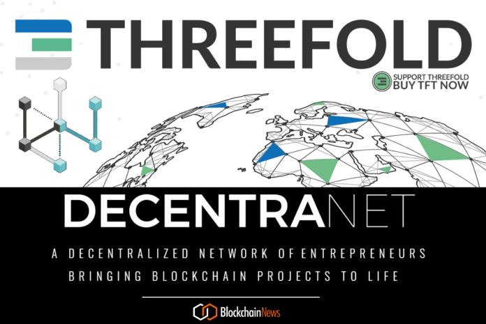 decentranet, Threefold, P2P