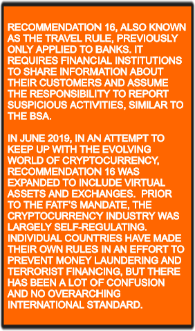 travel rule, wirexapps, 16, Financial Action Task Force's, FATF, VASPs, AML, CTF, Cryptocurrency, Regulatory, Framework