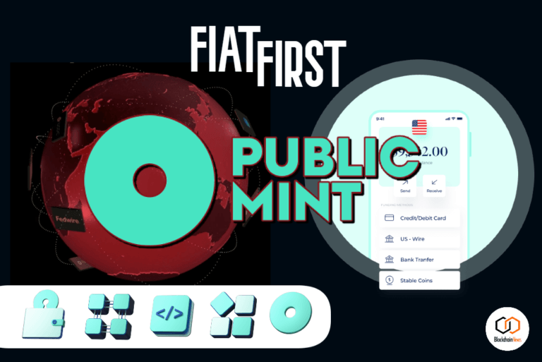 Public Mint Rolls Out First Fiat Blockchain For Commercial Use