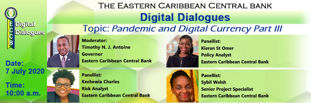 Eastern Caribbean Central Bank (ECCB) On Cusp of Launching Central Bank Digital Currency (CBDC) — A Digital Version of the EC Currency, Coined DXCD
