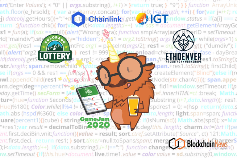 Colorado Lottery, ETHDenver, IGT and Chainlink Back First-Ever GameJam Hackathon to Develop New Games in Support of the Outdoors and Schools