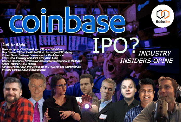 coinbase, ipo, public, sale, initial product offering, cryptocurrency, exchange, crypto, usa, american