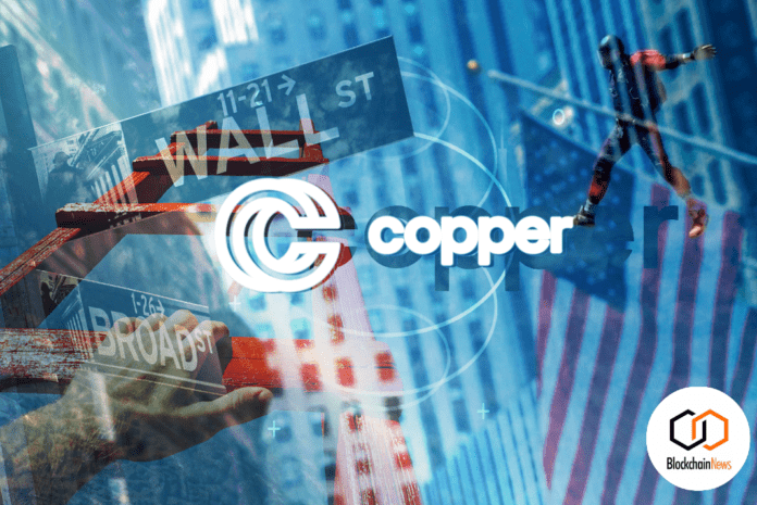 copper, assets, digital assets, cryptocurrency, crypto, tokens, trading, trade, mainstream, copper technologies, copper platform, catalyst, copper catalyst,