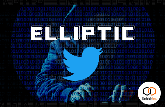 elliptic, twitter, hack, hacking, hackers, hacked, tweet, tweets, tweeting, bitcoin, cryptocurrency, crypto, btc