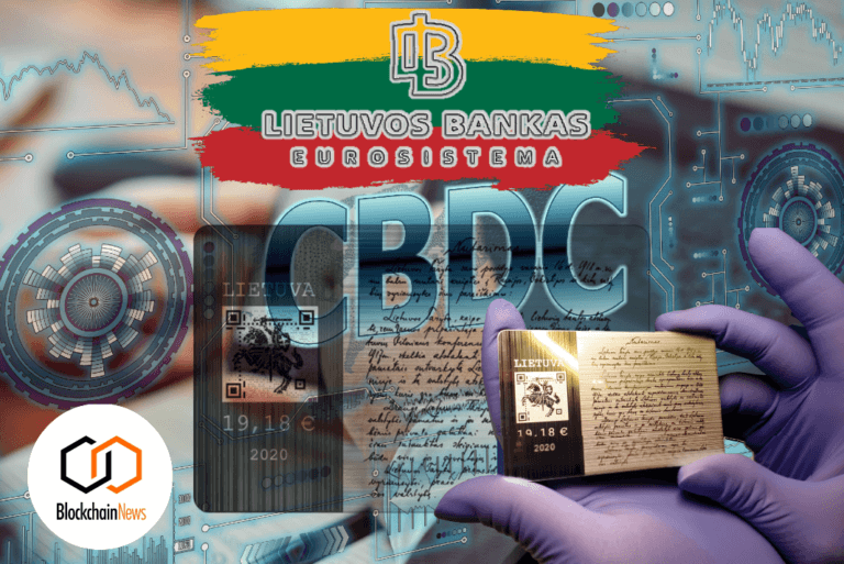 Lithuania To Trial Europe's First Central Bank Digital Currency (CBDC)