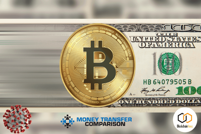 moneytransfercomparison, remittance, coronavirus, Covid19, covid-19, cryptocurrency, crypto, ethereum, ETH, BTC, bitcoin, expat, expatriate, money, send, home,