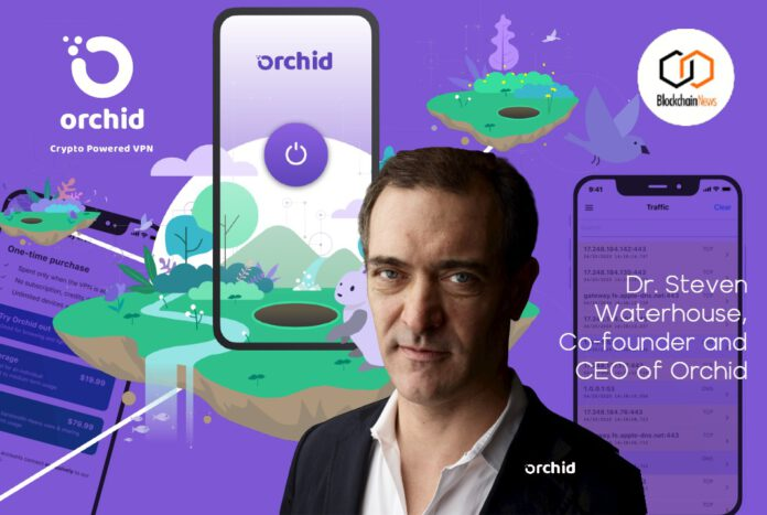 orchid, waterhouse, vpn, blockchain, cryptocurrency, DLT, privacy, browsing, tor, browser, anonymous, anonymity