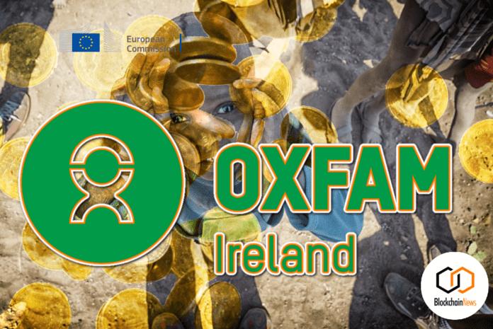 oxfam, european commission, grant, blockchain, blockchain for good, poverty, ngo, EU