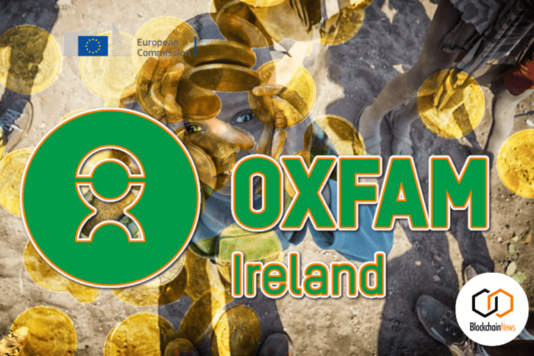 Oxfam Ireland Receives €1m Grant for New Blockchain Project