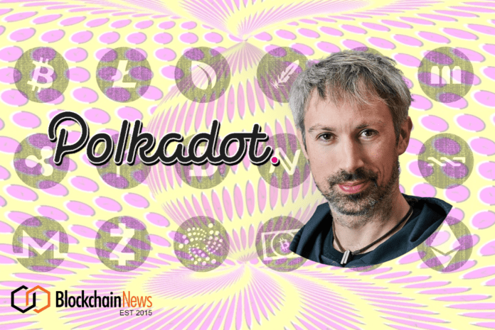 polkadot,private,sale,token,token sale,43m,smart contracts,gavin wood,