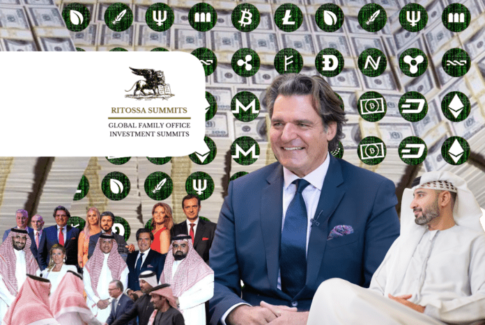 ritossa, monaco, family, office, event, 2020, private equity, wealth, investments, invest, cryptocurrency, blockchain, digital assets, family offices