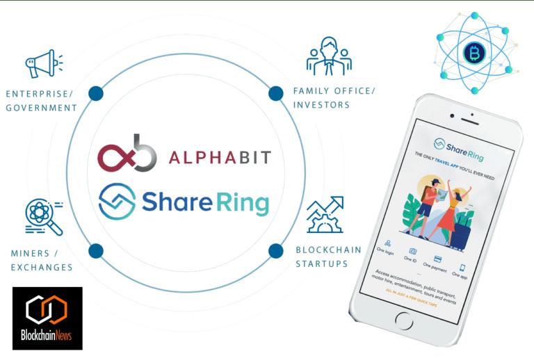Billion-Dollar Digital Currency Fund Alphabit Backs Australian Blockchain Startup ShareRing