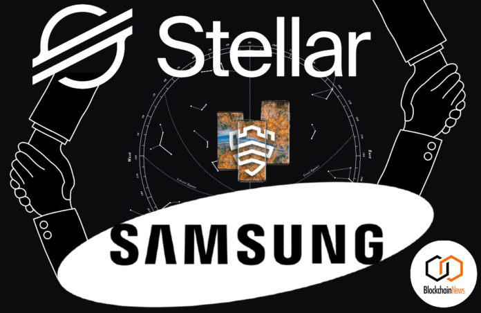 stellar, samsung, key, blockchain, distributed, ledger, technology, samsung, stellar foundation, foundation, phones, smart, phone
