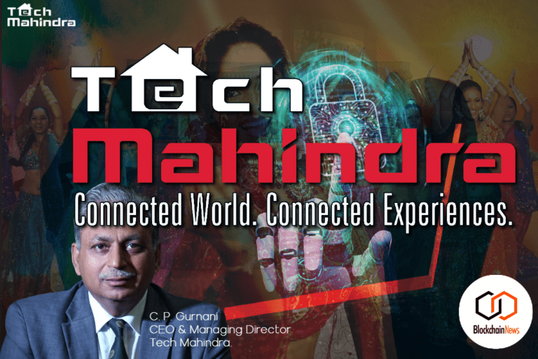 Tech Mahindra Launch Blockchain-based Contracts and Rights Management System' (bCRMS) for the Global Media and Entertainment Industry