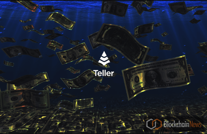 teller, decentralised, decentralized, lending, DeFi, credit, cryptocurrency, invest, investment, vc, backed, seed, round, credit, scores