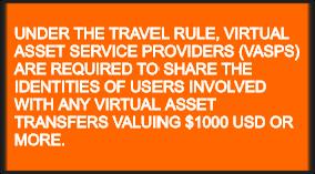 travel rule