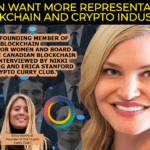 crypto curry, crypto curry club, women, representation, blockchain, cryptocurrency, industry, diversity, men, lack, lacking,
