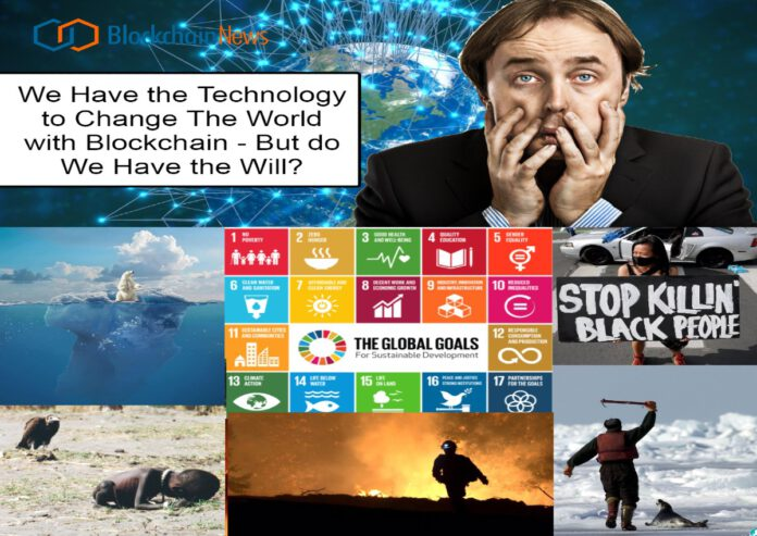 How Will Blockchain Technology Be Leveraged To Solve Un's 17 Sustainable Development Goals? Can It Help Solve The World's Most Pressing Social And Environmental Problems? 1