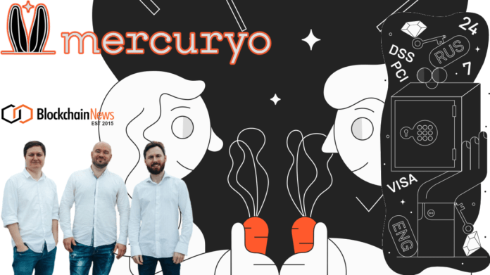 Estonia's Mercuryo.io Closes €2.5m Seed Funding to Build the Stripe of Crypto – Blockchain News, Opinion, TV and Jobs 1