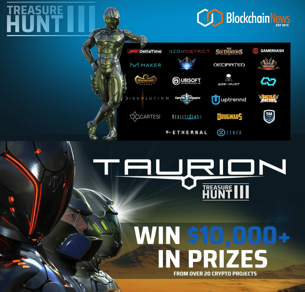 prizes - Xaya's Latest Emerging Hit Taurion is Going into a Hard Fork Within 24 hours