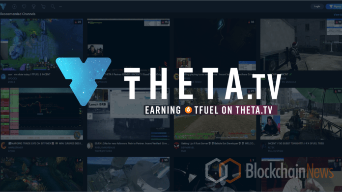 Theta, TV, VOD, Video On Demand, Decentralized, Decentralised, Youtube, Twitch