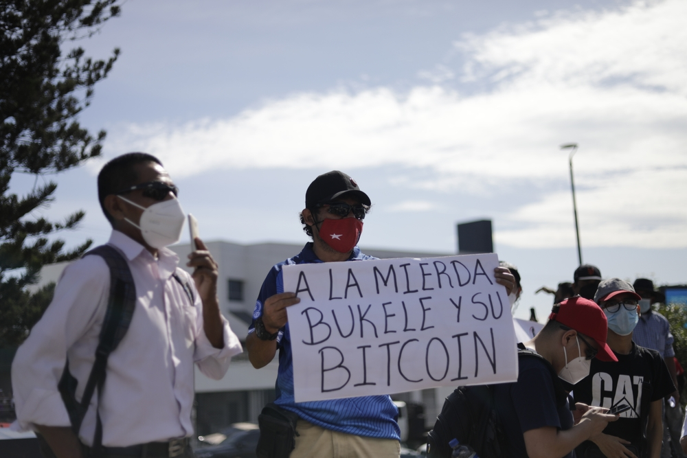 El Salvador Unfazed by Bitcoin's Recent Price Drop – Blockchain News, Opinion, TV and Jobs